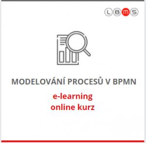 modelování business procesů bpmn kurz