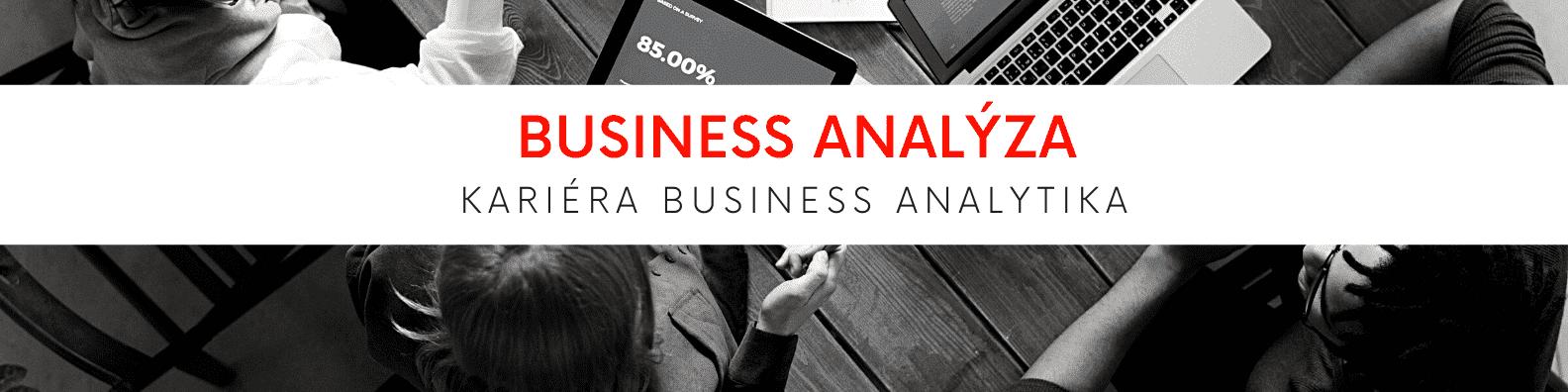 business analytik kariéra, business analýza vývoj